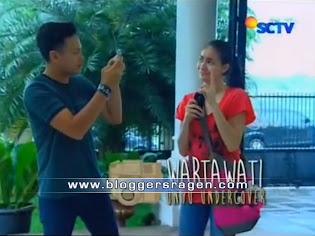 Wartawati Unyu Undercover FTV