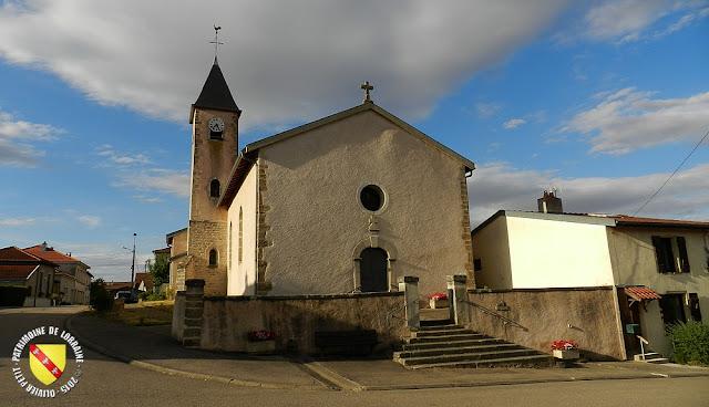 AGINCOURT (54) - Eglise Notre-Dame de l'Assomption