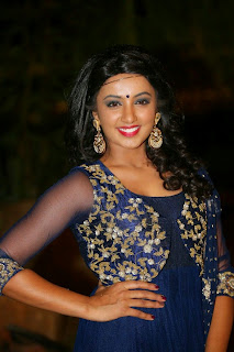 Actress Tejaswi Madivada Pictures in Salwar Kameez at Kerintha Movie Audio Launch  0018.jpg