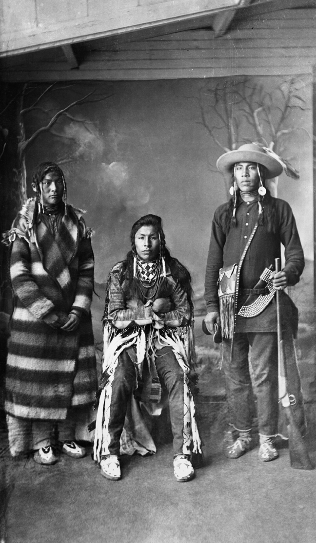 an introduction to the history of the blackfoot indians