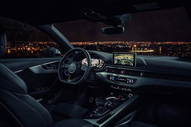 Novo Audi A4 2016 - interior