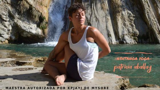Ashtanga Yoga Shala - Patricia Aballay