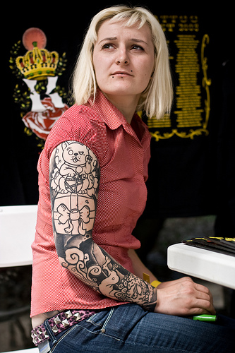 Sleeve Tattoo Photos. arm sleeve tattoo for women