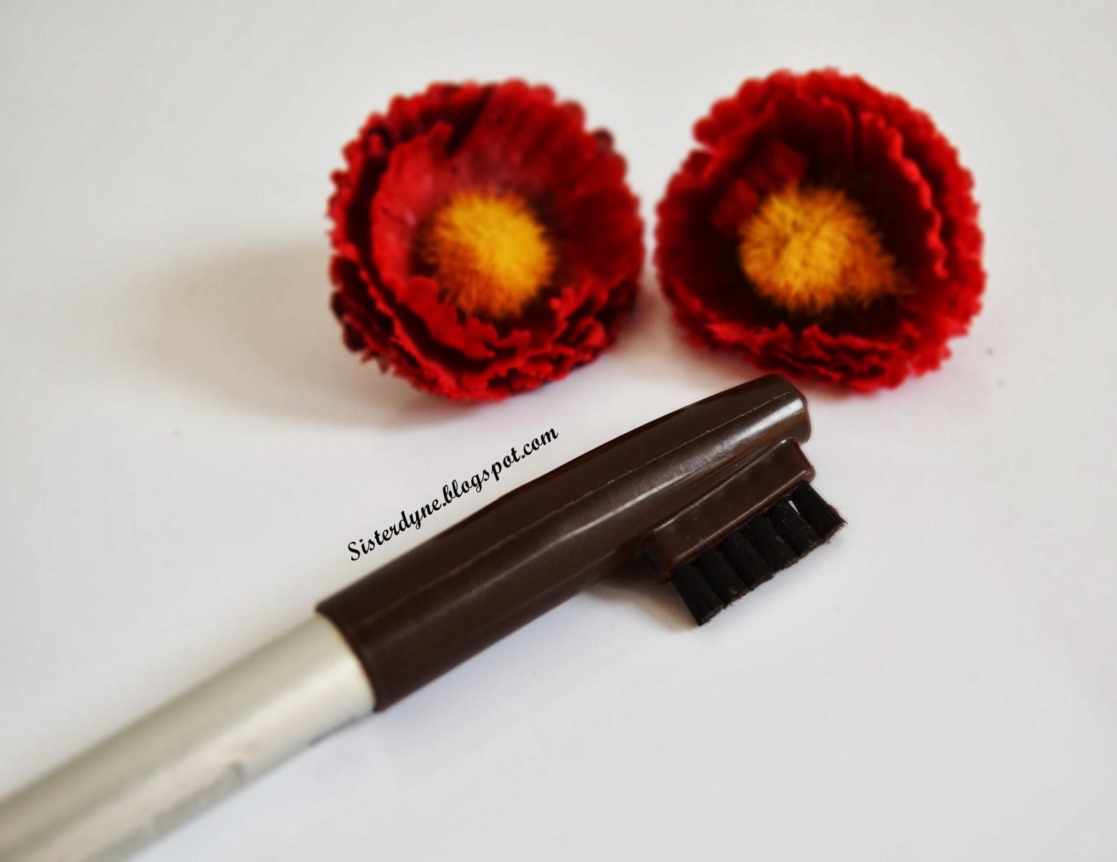 Da Sisters Blog Review Tutorial Eyebrow Favorit Wardah Eyebrowpensil Alis Brush Pencil