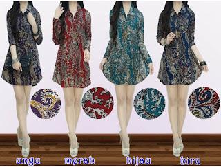 Dress Shira - Dress Batik