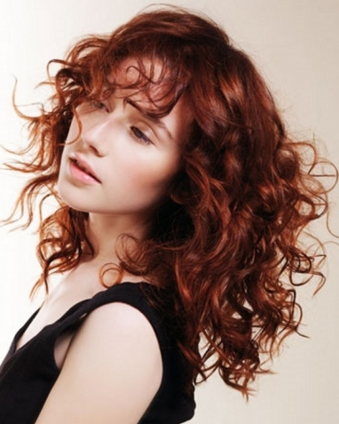 Red Hair Fashion 2011: Copper Red Hair Dye For 2011