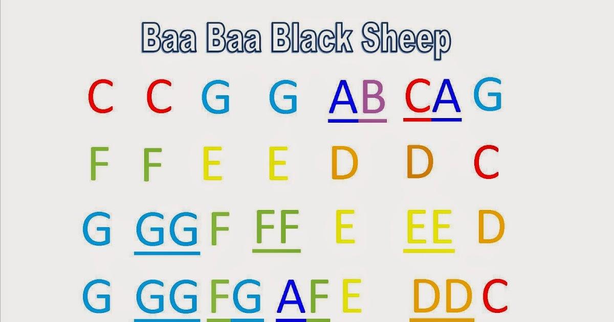 Year 2 Music Makers Baa Baa Black Sheep Music At Chadwell