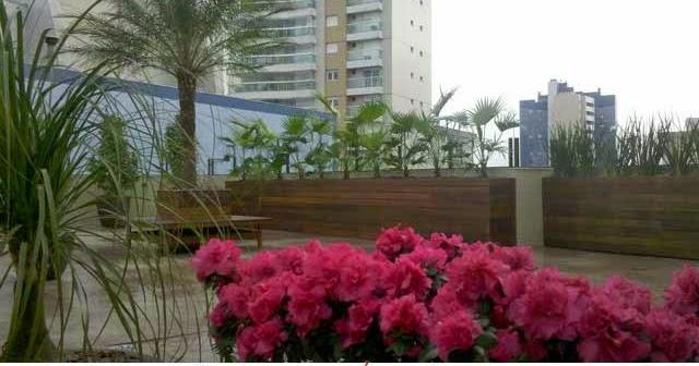 Jardin en la azotea terrazas y jardines fotos de jardines for Jardines en terrazas