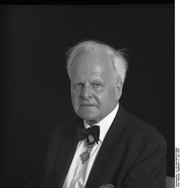 Carl f v weizsäcker bundesarchiv