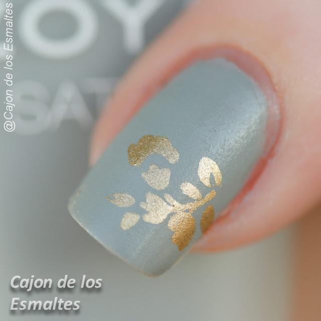 Zoya Leah - Placa QA8