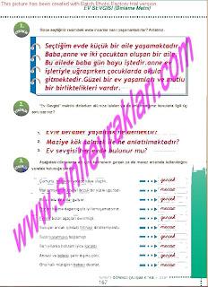 6.Sinif  Turkce Doku Yayinlari Ogrenci Calisma Kitabi Sayfa 167