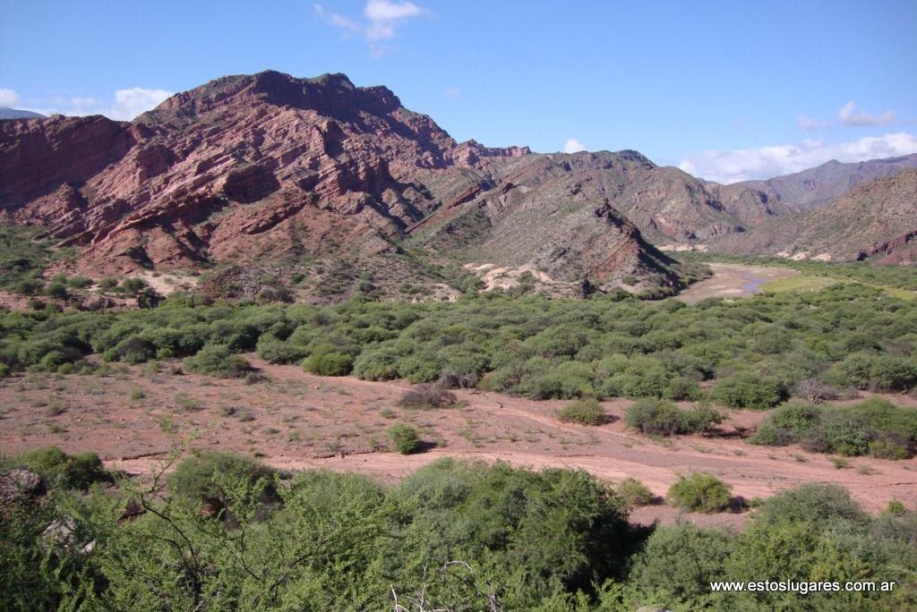 Estos lugares provincia de salta for Pisos en montornes del valles