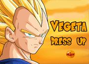 DBZ Vegeta Dress Up