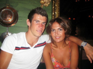Gareth+Bale+And+Girlfriend