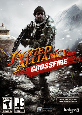 Jagged Alliance Crossfire PC Game