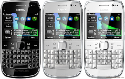Nokia E6 Bussiness Phone and Indian Price is app 18000