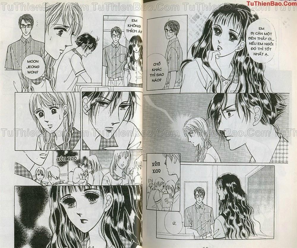 Nữ sinh chap 4 - Trang 33