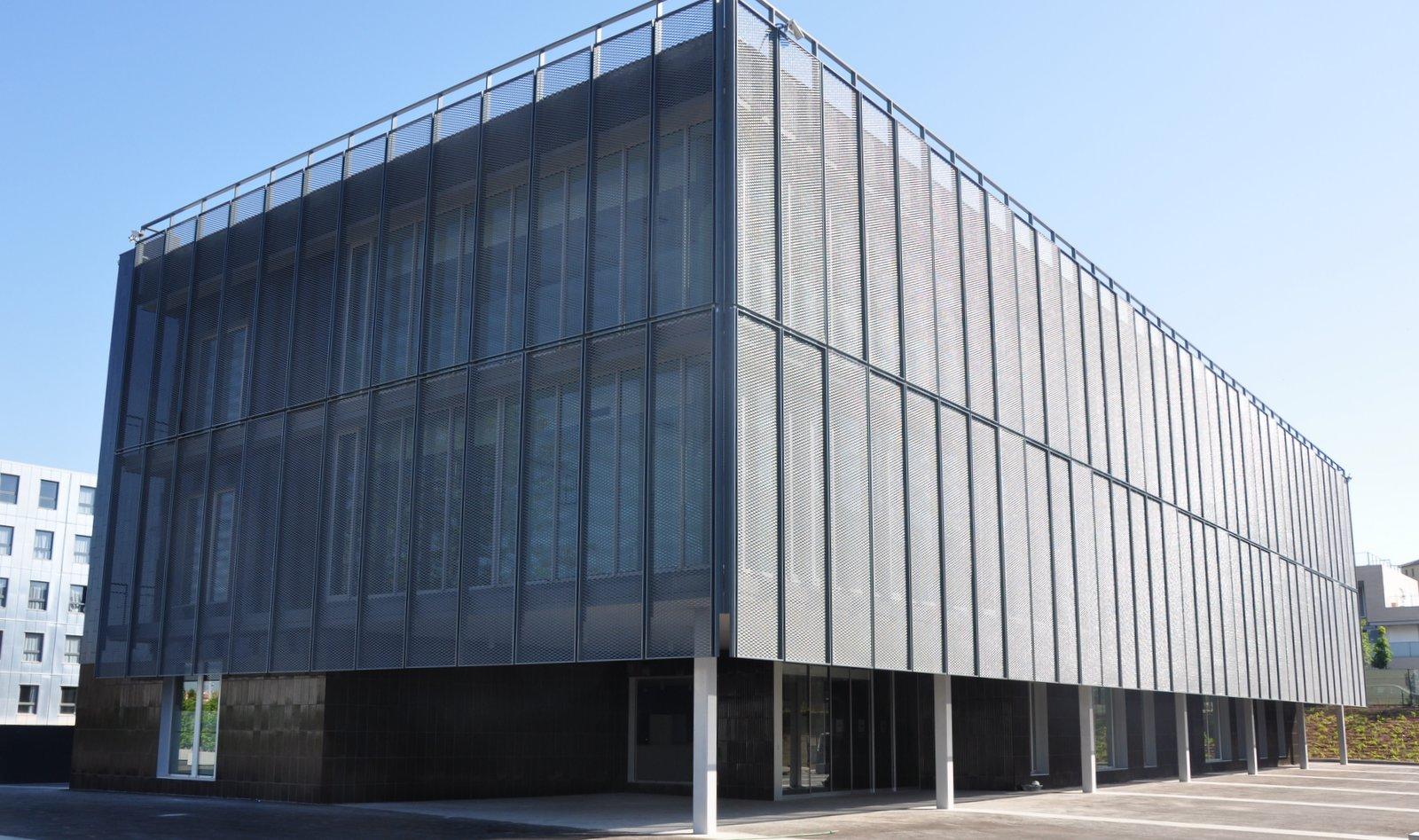 IMAR Arquitectura Metal Architecture Metal CL NICA UNIVERIT