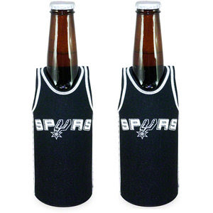 San Antonio Spurs NBA Jersey Koozie 2-Pack