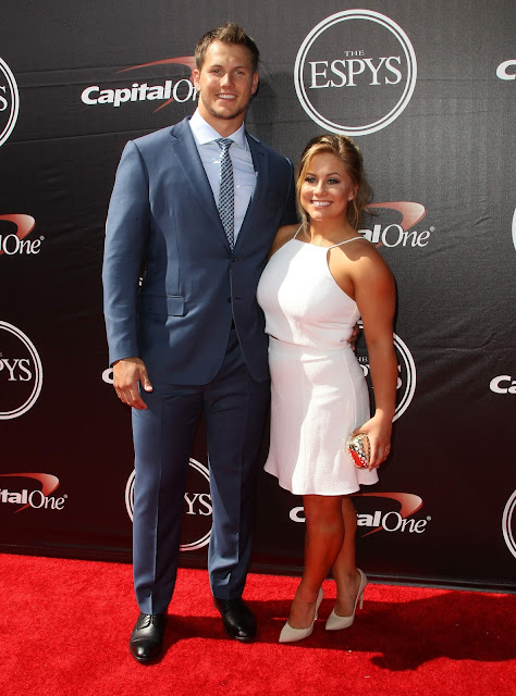 Gymnast, Television Personality @ Shawn Johnson 2015 ESPYS at Microsoft Theater in Los Angeles