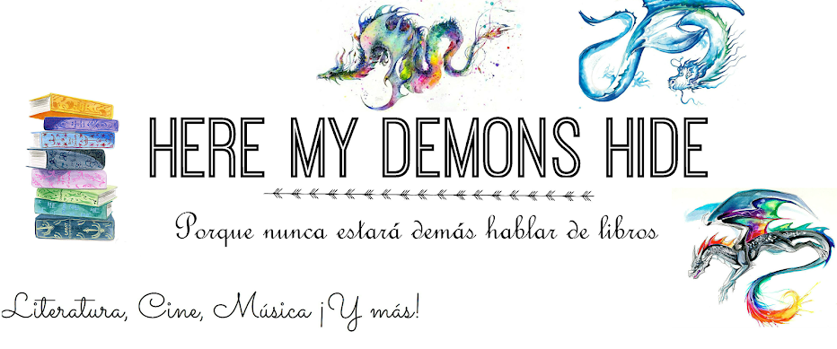 Here my Demons Hide