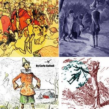 Sebenarnya Pinokio merupakan sosok yang licik....!!! | http://poerwalaksana.blogspot.com/