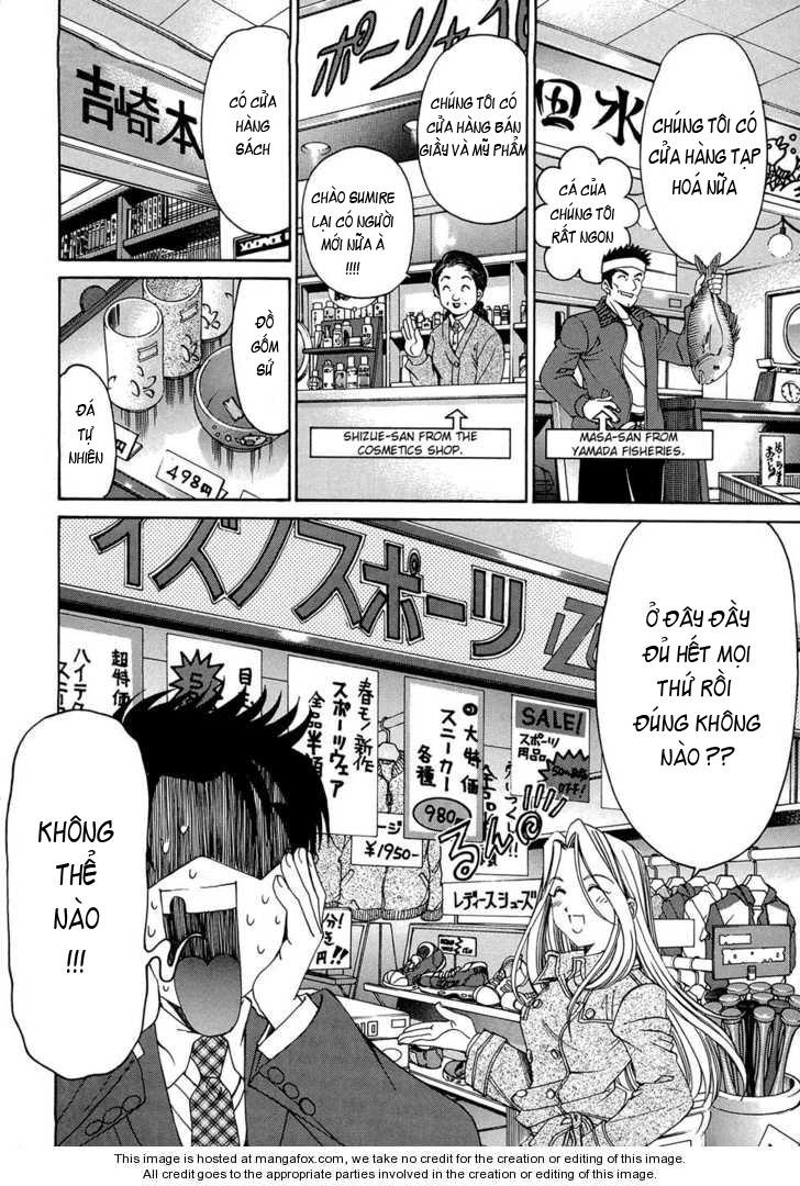 Truyện tranh Virgin na Kankei R (Phần 2) chap 2 trang 11