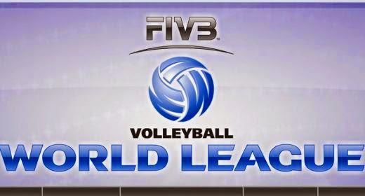 VOLEIBOL - Liga Mundial 2014 (Florencia, Italia)