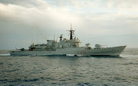 Maestrale class frigate