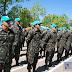 Guarnição Federal apresenta militares pré-selecionados para missão de paz no Haiti