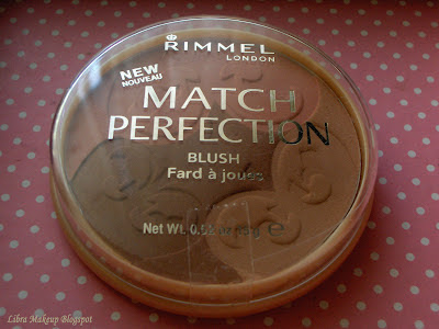 Rimmel London Match Perfection Blush