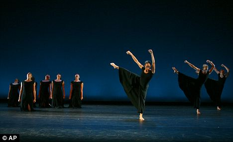 An ode to Martha Graham on her 117th anniversary