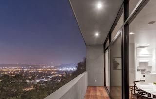 Desain Rumah Minimalis Modern Atap Garasi gambar 8