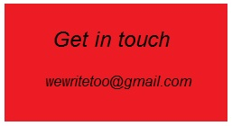 Contact Us!!
