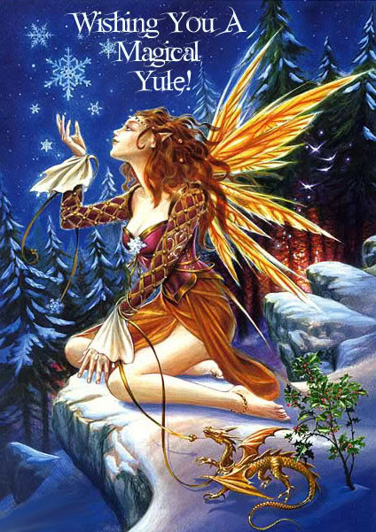 On a Journey Back to Her Wings: Yule~The Winter Solstice~and The End of the World as we know it!