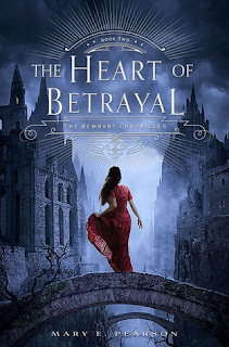 The Heart of Betrayal book cover