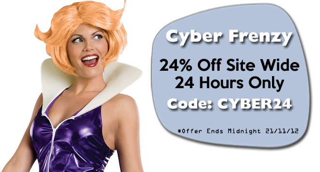 Cyber Click Frenzy 24 Hour Sale