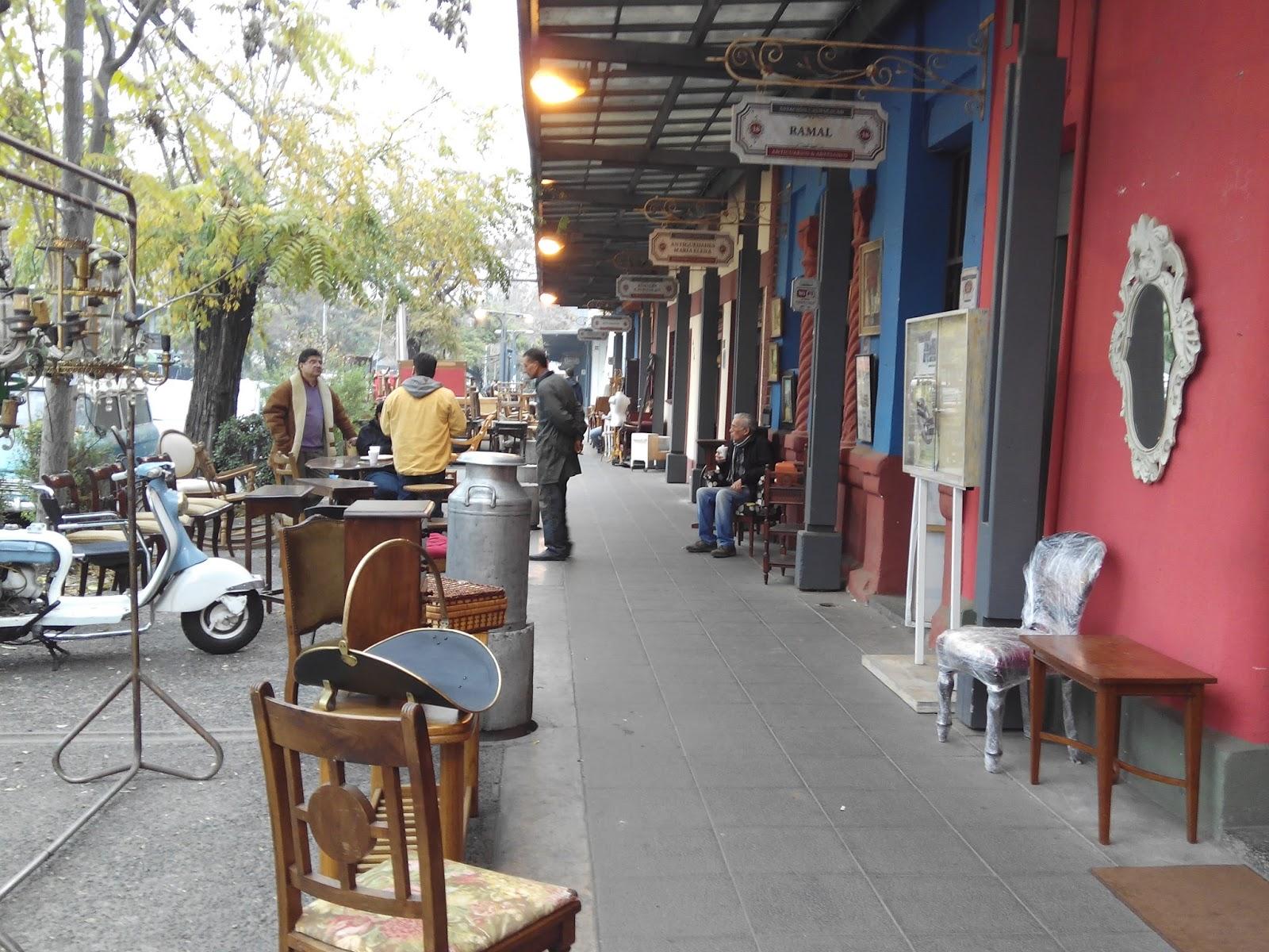 Curioseandando paseos por santiago de chile universidad - Restauradores de muebles ...