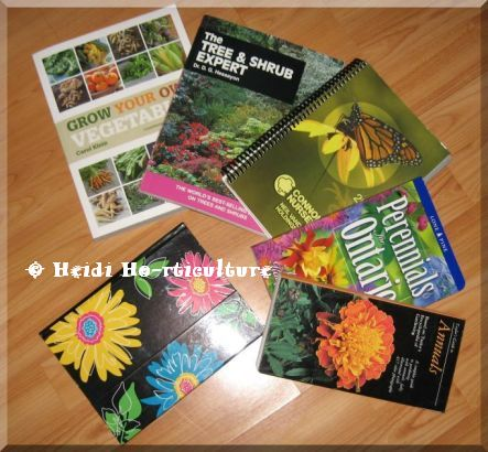 ✿ My Favourite Gardening Resources