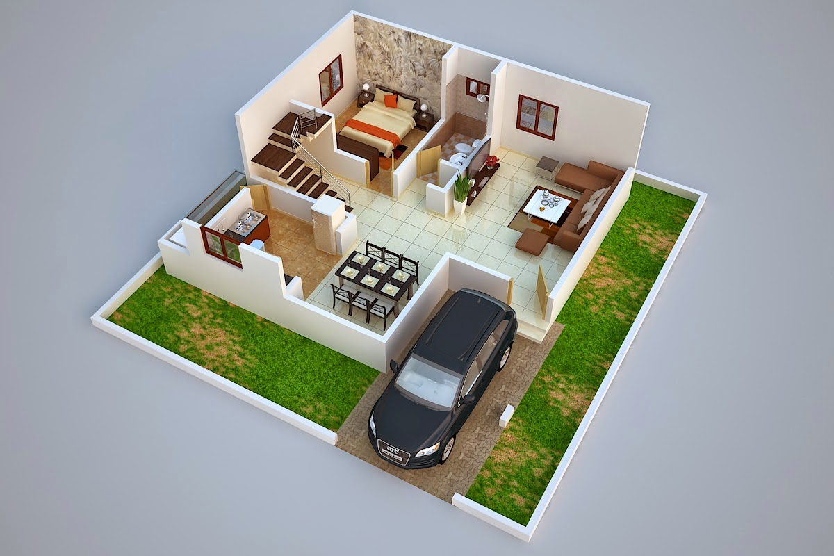 Peninsula palmville luxury villas sarjapura approved by for Duplex project