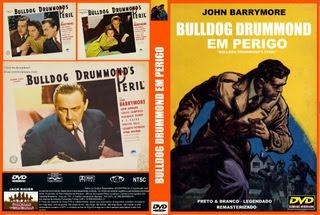 BULLDOG DRUMMOND EM PERIGO - FILME COMPLETO