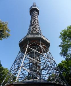 Torre Petrín - Praga