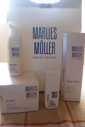 Probando Marlies Möller, Beauty Haircare