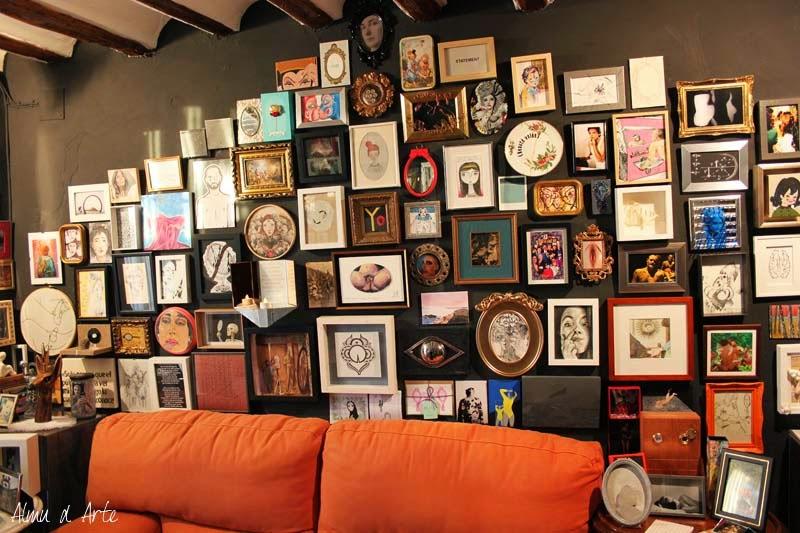Exposicion colectiva La Sala de Blas