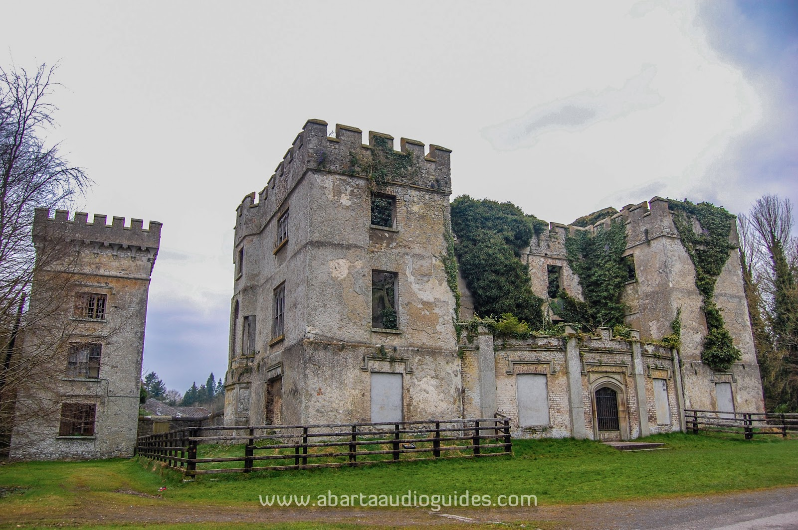 Donadea Castle And Forest Park County Kildare