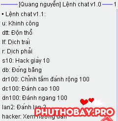 Tải Ninja School 112 Hac.k V13 - PhuThoBay.Pro