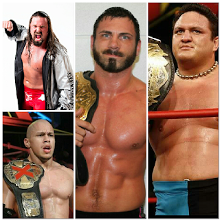 Samoa Joe NXT Austin Aries TNA James Storm Low Ki Kaval