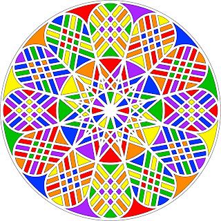 Диагностика рисунка Мандалы