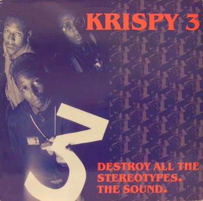 Krispy 3 – Destroy All The Stereotypes (VLS) (1991) (192 kbps)