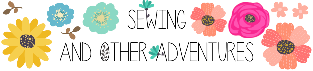 sewing and other adventures
